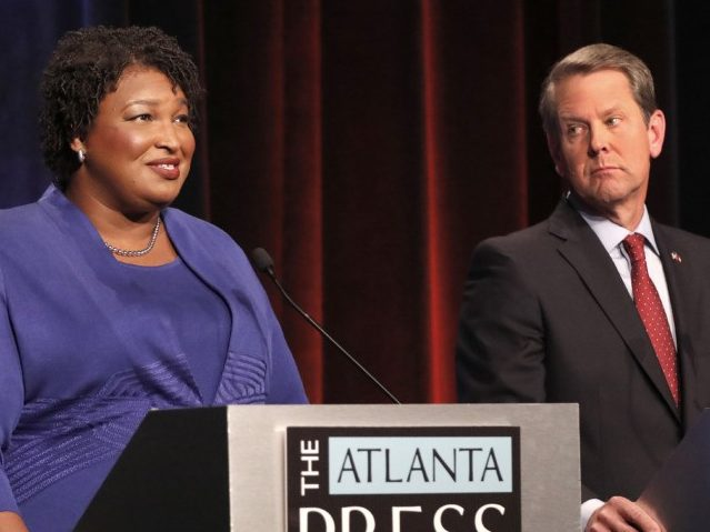 Brian Kemp's Office Opens 'Cyber Crimes' Investigation into Georgia Democrats