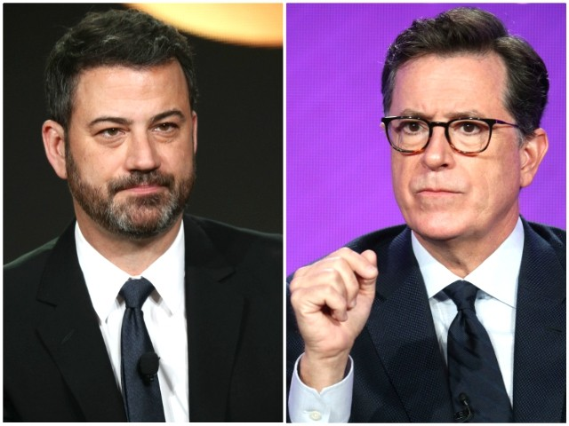 Late-Night Hosts Have Midterm Meltdown: 'Bully Your Family and Friends into Voting'