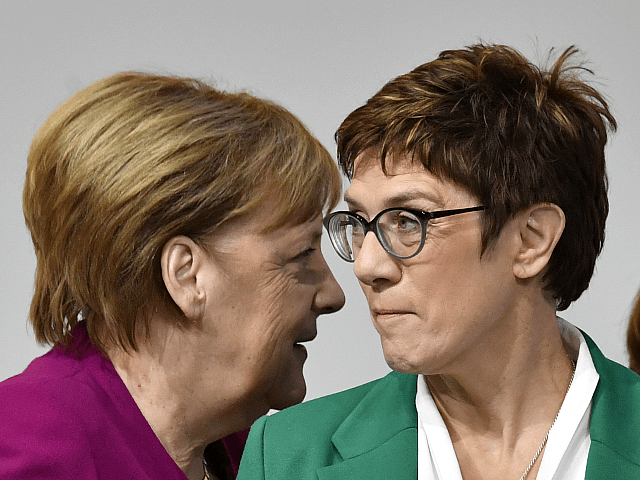 Merkel's Successor Moves to Consolidate Party Power