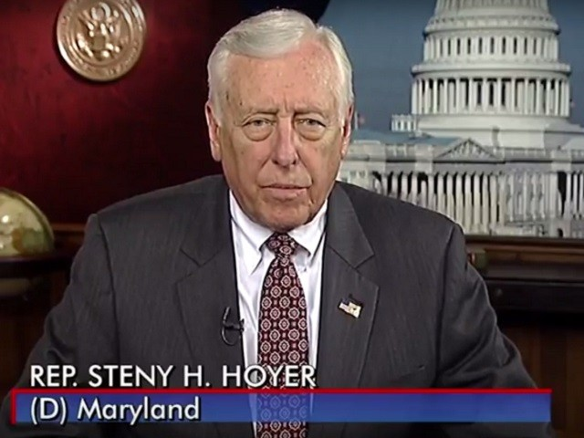 Hoyer: Wall Not 'Good Policy' - 'Don't Know' Whether It's Worth Shutdown