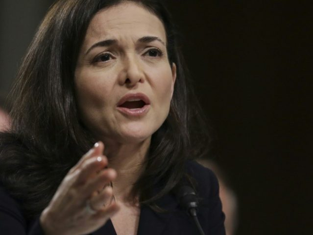 Report: Facebook COO Sheryl Sandberg Ordered Oppo Research on George Soros, Then Denied in Public