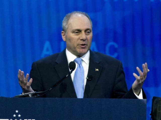 Scalise: We've Reached Two-Week Deal on Shutdown, Wall Battle Will Continue