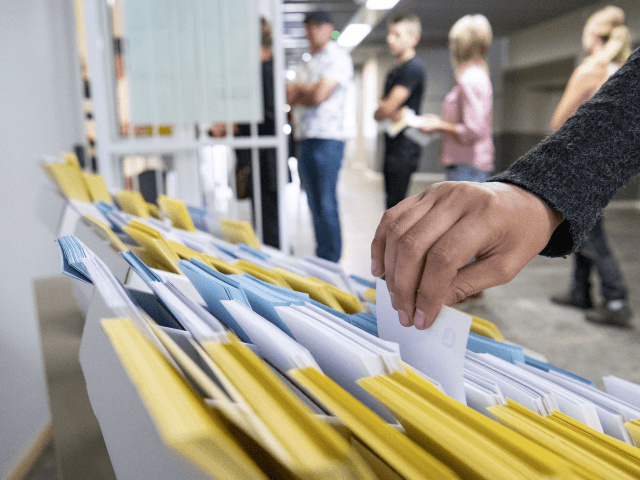Exclusive--Election Fraud Expert: California's Ballot Harvesting Favored Democrats