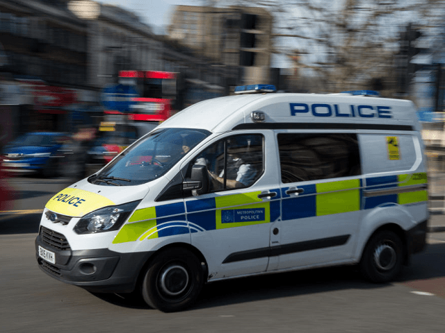London Man in Hospital After Acid Attack