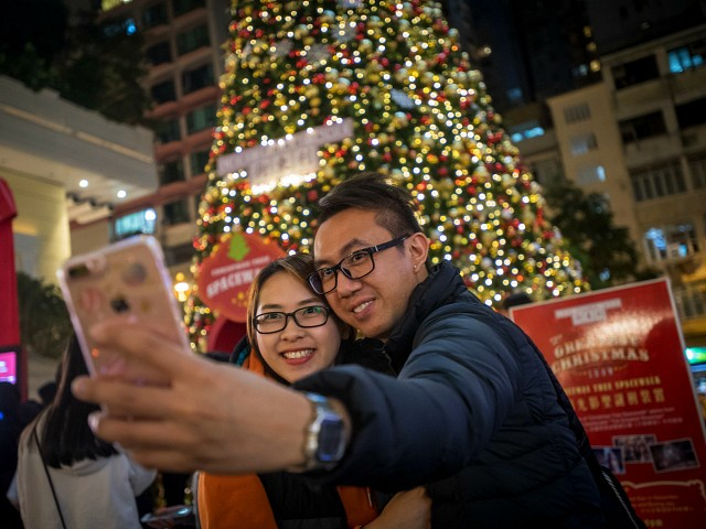 Chinese Communists Crack Down on 'Foreign' Christmas Holiday