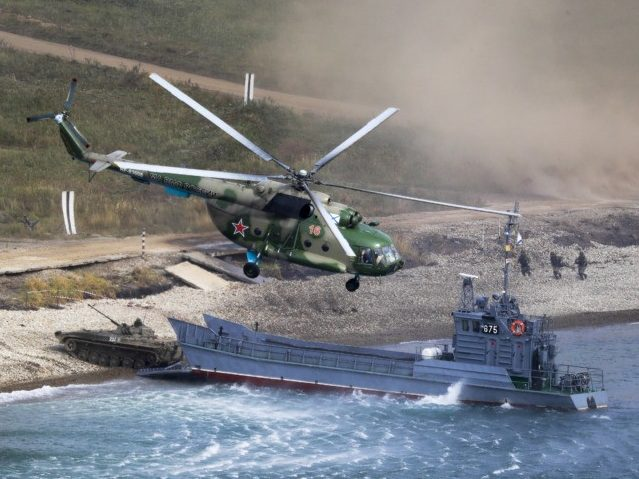 Russia Pledges to Hold over 4,000 Military Drills in 2019