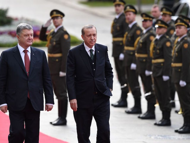 World View: Ukraine and Turkey Develop Closer Relationship amid Russia's Aggression