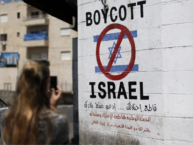 ACLU Sues Texas Over State's Israel Anti-Boycott Law