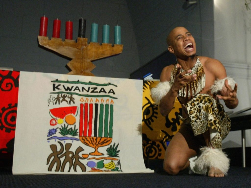 Donald Trump Issues Statement on Kwanzaa