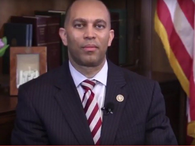 Jeffries: We're Not Going to Let Americans Be 'Held Hostage' to Build Wall