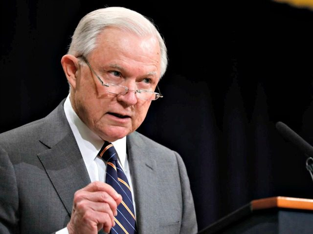 Jeff Sessions' Reforms More than Doubled Illegal Immigration Convictions