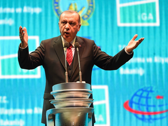 Erdogan Unhinged: Compares Israel to Nazi Germany, Claims 'Cultural Genocide' Against Palestinians