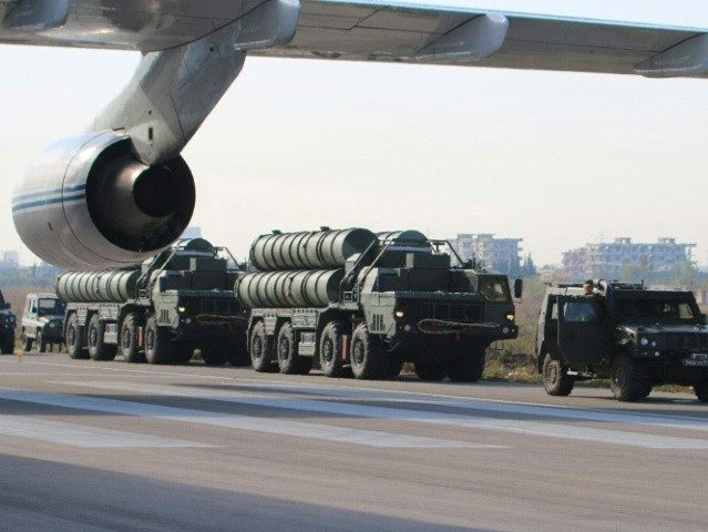 Russia Deploys Additional Anti-Aircraft Missiles in Crimea