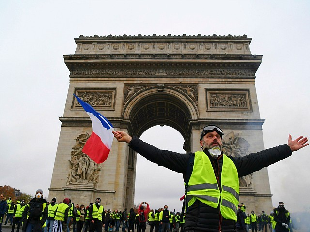 Explained: Why Do the France Protesters Wear Yellow Vests?