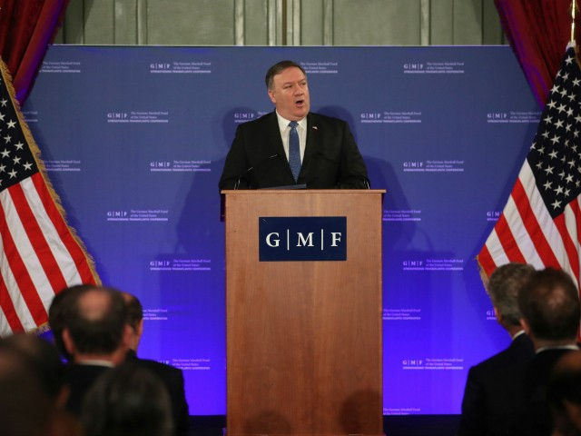 'A New Liberal Order': Mike Pompeo Pushes for Global Alliance Against China, Russia, Iran