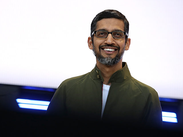 White House to Host Google CEO Amid Cloud of Concerns over Company's Silencing of Conservatives