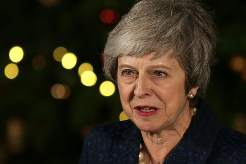 May: Second Brexit Referendum Would 'Break Faith' with British People