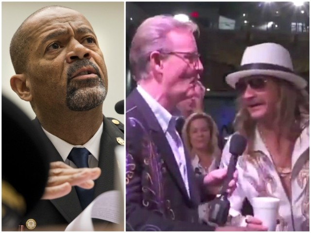 Sheriff David Clarke Defends Kid Rock: 'Fox & Friends Has Become Part of the Problem'
