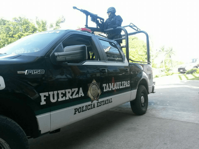 EXCLUSIVE -- Mexican Cartel Gunmen Shoot Five at Bakery Christmas Party