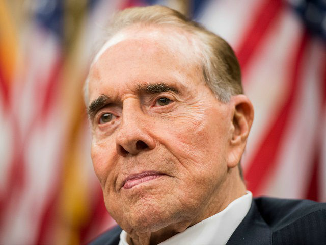 Dole: My Salute of Bush 'Was Almost Automatic'