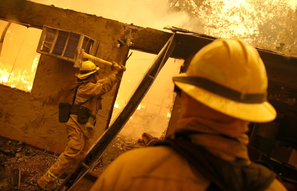 UCLA Professor: Too Many Firefighters Are White