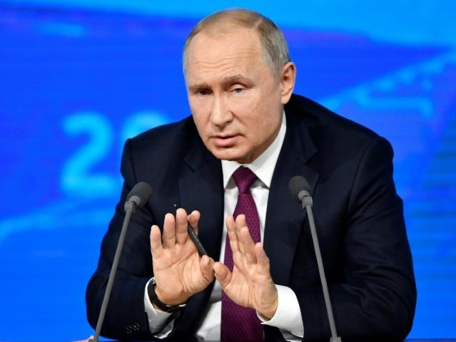 Putin: Ukraine Disappointed Russia Didn't Kill Imprisoned Sailors