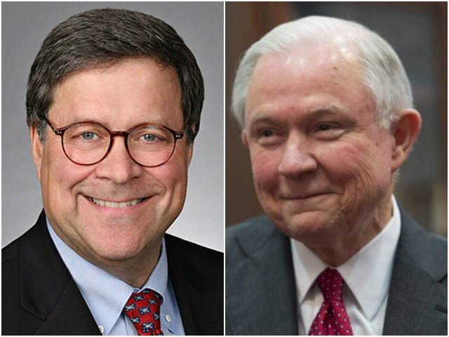 William Barr Prioritized Illegal Immigration Crackdown in 1990s--Similar to Sessions