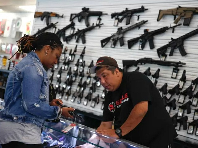 California Democrats Push Handgun, Semiautomatic Rifle Tax to Fund Gun Control