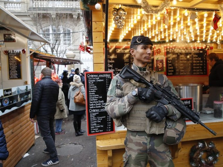 Strasbourg Christmas Market Reopens After Terror Suspect Shot by Police