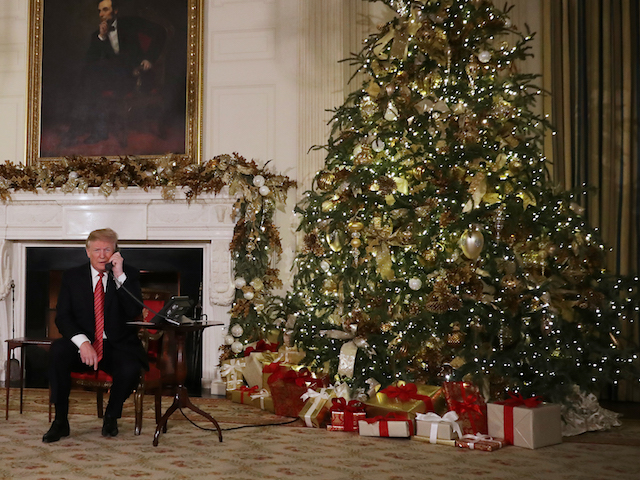 Donald Trump Demands Wall for Christmas During Shutdown