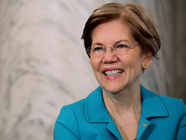 Warren: 'I'm in This Fight All the Way' - 'Going to Build a Grassroots Campaign'