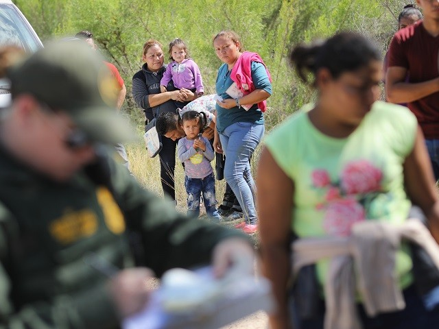 Migrant Apprehensions at Border Jump to Highest Level Since Trump's Election