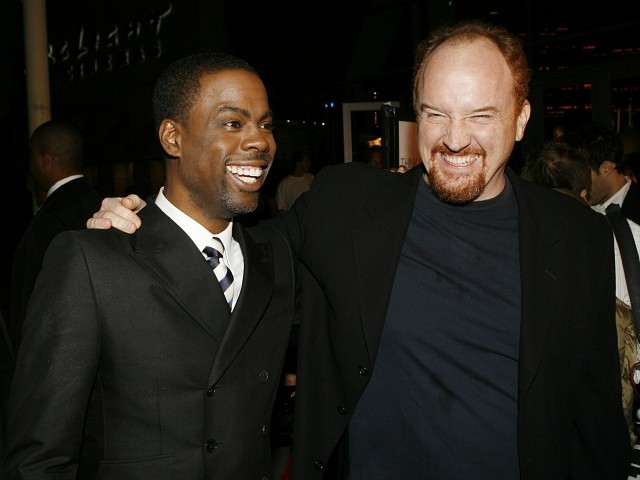 Chris Rock, Ricky Gervais, and Louis CK Slammed for Using N-Word in Resurfaced Video
