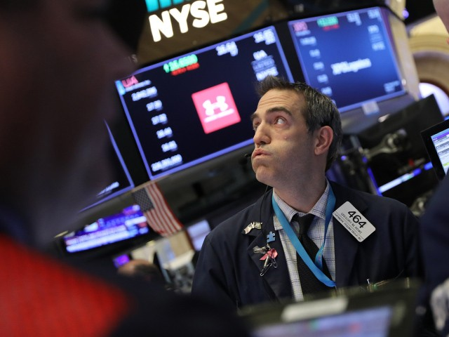 Stock Market Plunges Again, Dow Jones Sinks 464 Points