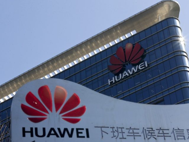 China: U.S. Trying to 'Strangle' Huawei with 'Unfair Persecution'