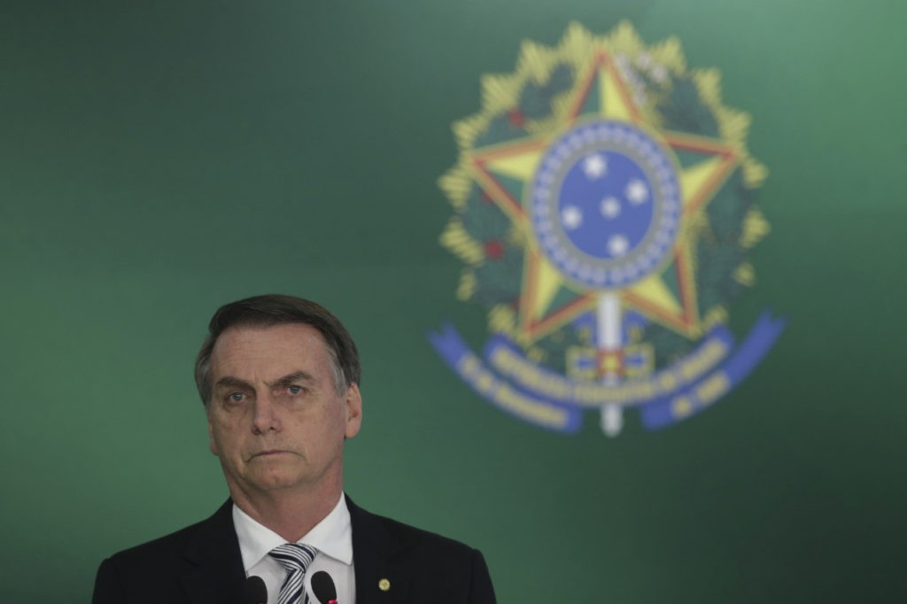 Arab League Warns Brazil's Bolsonaro Against Moving Embassy to Jerusalem