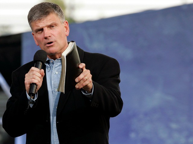 Franklin Graham: Allah and the Christian God 'Not the Same'