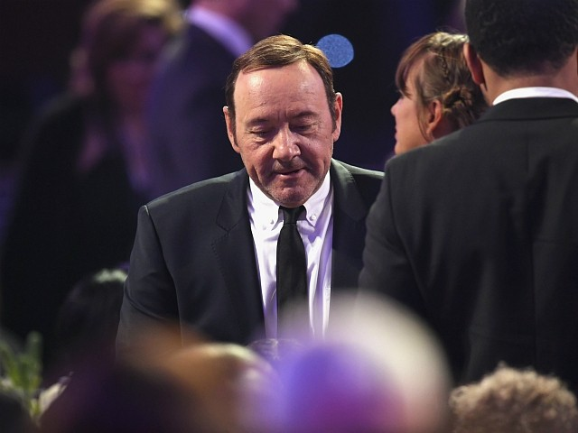 Kevin Spacey Faces Charge in Sexual Assault of a Teenager