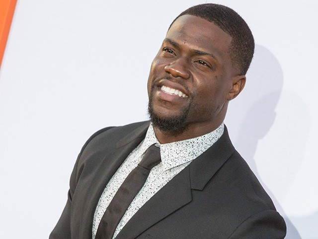 Actor-Comedian Kevin Hart to Host 2019 Oscars