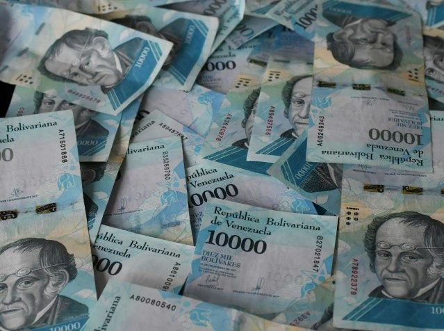 IMF: Inflation in Venezuela to Hit 1.4 Million Percent Before End of Year