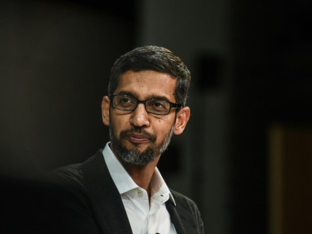 Google CEO Sundar Pichai in Written Testimony: Leads Company 'Without Political Bias'