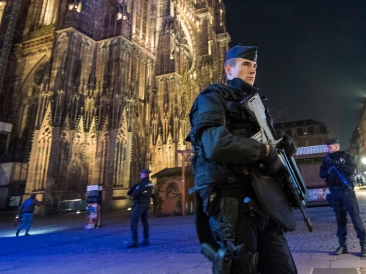Stringent Gun Control Fails as Terror Suspect Fatally Shoots Two, Wounds Others in Strasbourg
