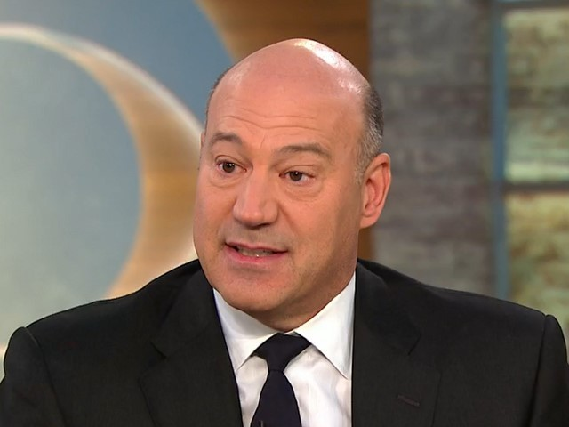Gary Cohn: 'I Am a Globalist --- I Believe We Live in a Globalized World'