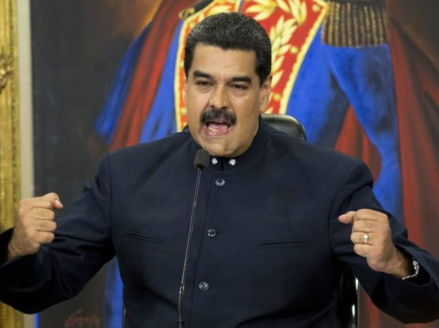 Nicolas Maduro Threatens to Kill U.S. Troops if They Invade Venezuela