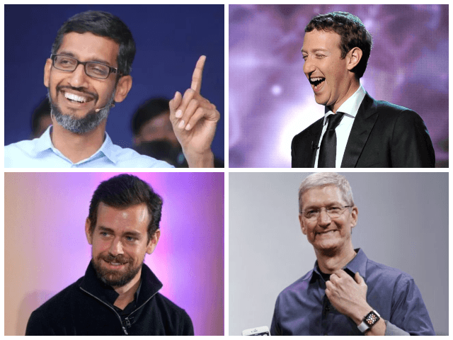Bokhari: 2018 Is the Year Big Tech Censors Revealed Their True Colors