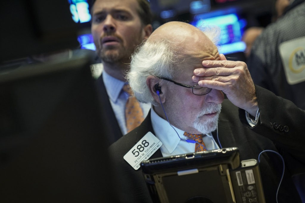 Fed Fear: Dow Drops by More Than 500 Points