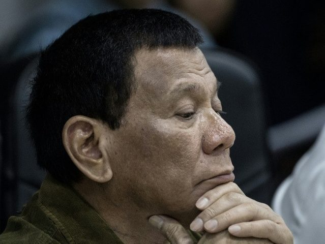 Philippines' Duterte 'Jokes': I Smoked Marijuana at Southeast Asian Summit 'to Stay Awake'