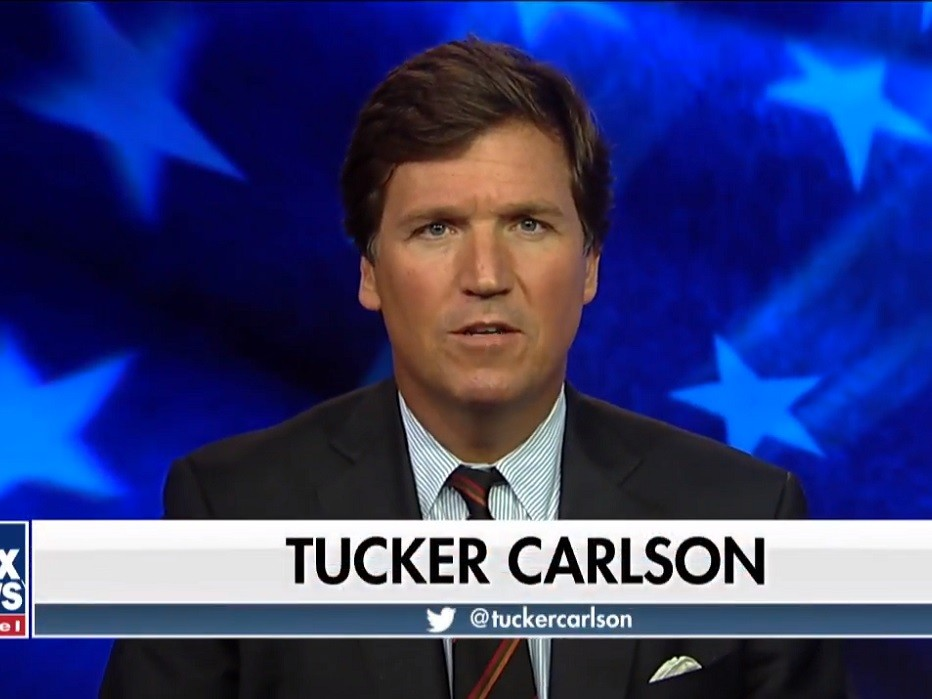 Carlson on the 'Russia Hysteria': 'The People in Charge Have Lost It'