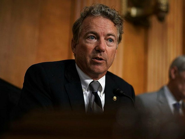 Rand Paul: 'The Deep State Needs More Oversight'