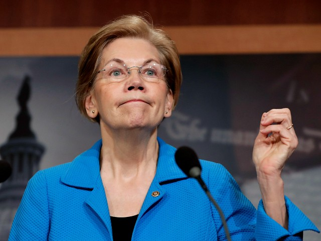 Warren: Trump Trying to Use Unspent Puerto Rico Relief Funds for His 'Monument to Hate'